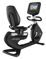 Bicicleta reclinable LIFEFITNESS PCS DISCOVER SI