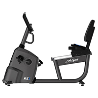 Bicicleta reclinable LIFEFITNESS RS1 GO