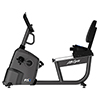 Bicicleta reclinable RS1 GO LIFEFITNESS - Fitnessboutique