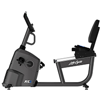 Bicicleta reclinable RS1 TRACK LIFEFITNESS - Fitnessboutique