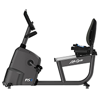 Bicicleta reclinable RS3 GO LIFEFITNESS - Fitnessboutique