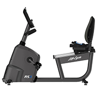 Bicicleta reclinable RS3 TRACK LIFEFITNESS - Fitnessboutique