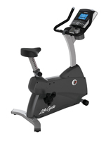 Bicicleta vertical LIFEFITNESS C1 GO