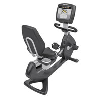 Bicicleta reclinable LIFEFITNESS PCSR Inspire