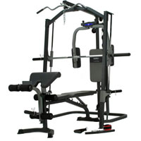 Smith Machine y Squat MARCY MP3100 Smith Machine