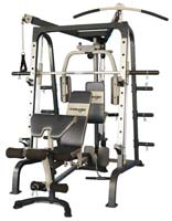 Smith Machine y Squat MOOVYOO SMITH COBRA