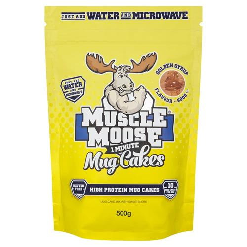 Cocina - Snacks 1 MINUTO MUG CAKES Muscle Moose - Fitnessboutique