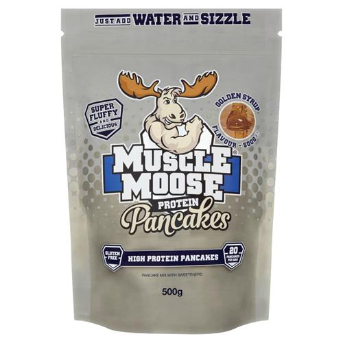 Cocina - Snacks Muscle Moose PROTEIN PANCAKES
