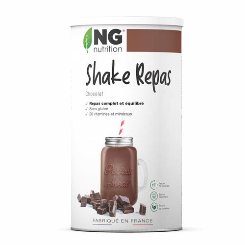 Substituts de Repas MEAL SHAKE NG Nutrition - Fitnessboutique