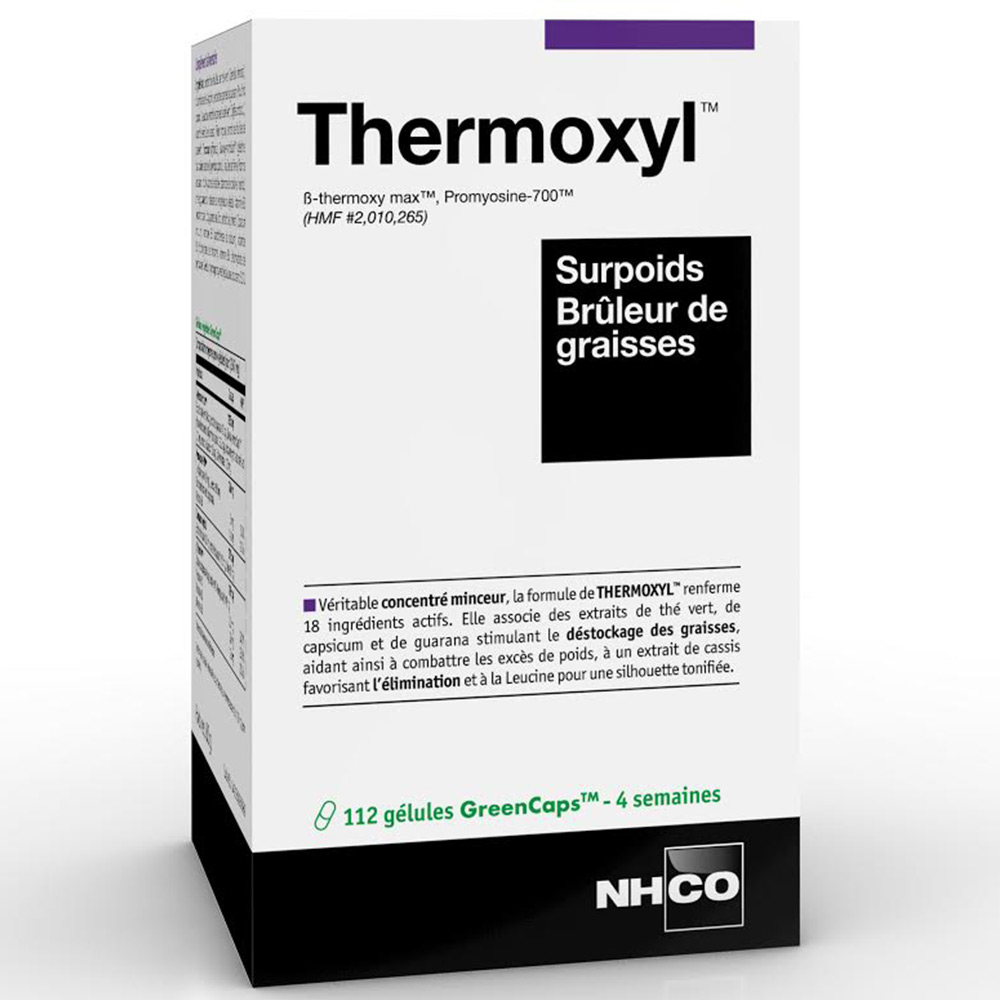 NHCO NUTRITION THERMOXYL