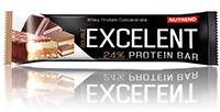 Barrita Proteíca NUTREND Excelent Protein Bar Double