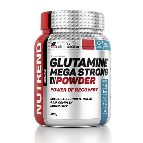 Aminoácidos NUTREND GLUTAMINA MEGA STRONG POWDER