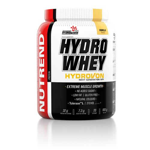 Proteína HYDRO WHEY NUTREND - Fitnessboutique
