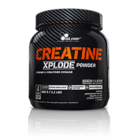 Creatinas Creatine Xplode Powder Olimp Nutrition - Fitnessboutique