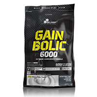 Aumento de peso GAIN BOLIC 6000 Olimp Nutrition - Fitnessboutique