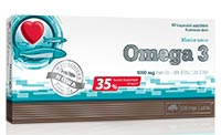 CLA OLIMP Omega 3 1000 mg