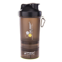 Shakers - Accesorios OLIMP Shaker Olimp Smart Shake Black Label