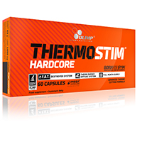 Quemador de grasa OLIMP ThermoStim Hardcore