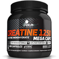 Creatinas Olimp Nutrition Creatine Mega Caps