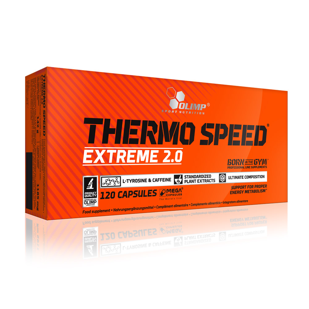 OLIMP THERMO SPEED EXTREME MEGA CAPS