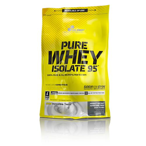 Proteína Pure Whey Isolate 95 Olimp Nutrition - Fitnessboutique