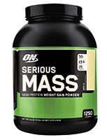 Aumento de peso OPTIMUM NUTRITION SERIOUS MASS