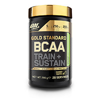 Aminoácidos OPTIMUM NUTRITION BCAA GLOD STANDARD TRAIN SUSTAIN
