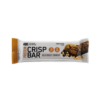 Barrita Proteíca PROTEIN CRISP BAR OPTIMUM NUTRITION - Fitnessboutique