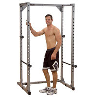 Smith Machine y Squat POWERLINE JAULA DE SENTADILLAS PPR200X