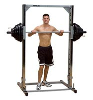Smith Machine y Squat POWERLINE SMITH MACHINE