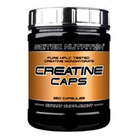 Creatinas CÁPSULAS CREATINA SCITEC NUTRITION - Fitnessboutique