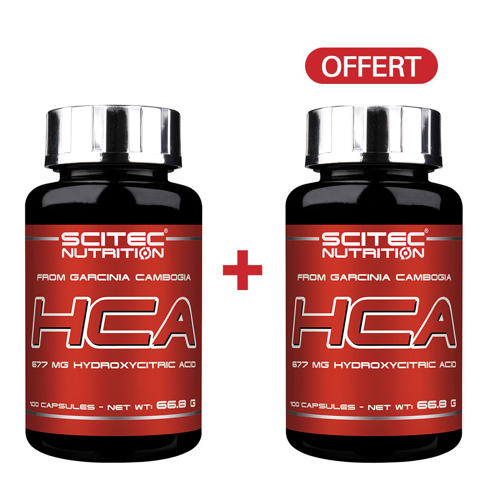 SCITEC NUTRITION DUO HCA CHITOSÁN