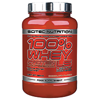 Whey proteína SCITEC NUTRITION 100% Whey Protein Professional LS