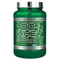 Whey proteína SCITEC NUTRITION 100 % Whey Isolate
