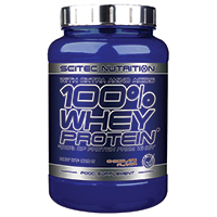 Proteína SCITEC NUTRITION 100 % Whey Protein
