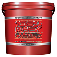 Whey proteína SCITEC NUTRITION 100% Whey Protein Professional