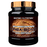 Creatinas CreaBomb SCITEC NUTRITION - Fitnessboutique