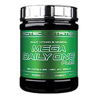 Tonificación - Vitalidad SCITEC NUTRITION MEGA DAILY ONE PLUS