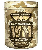 preentrenamiento SCITEC NUTRITION WAR MACHINE