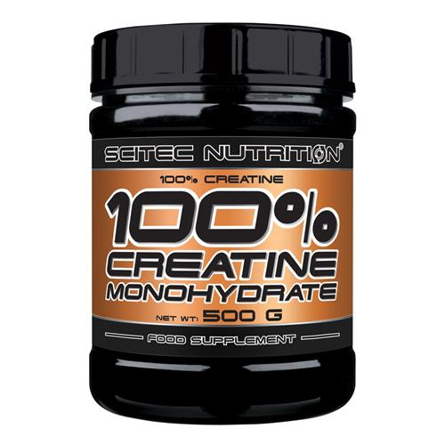 Creatinas 100% Creatine SCITEC NUTRITION - Fitnessboutique