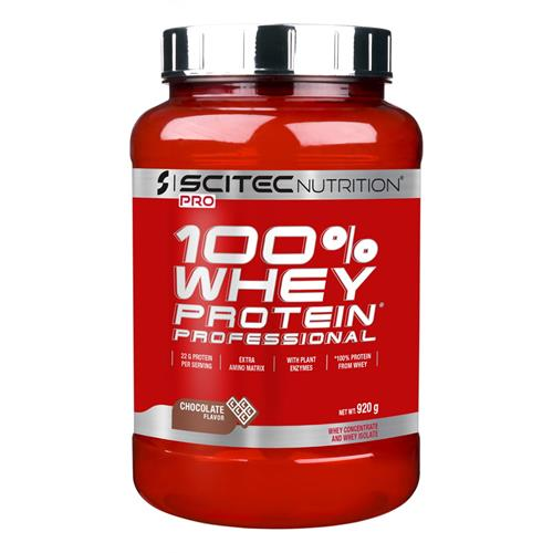 Proteína SCITEC NUTRITION 100% WHEY PROTEIN PROFESSIONAL