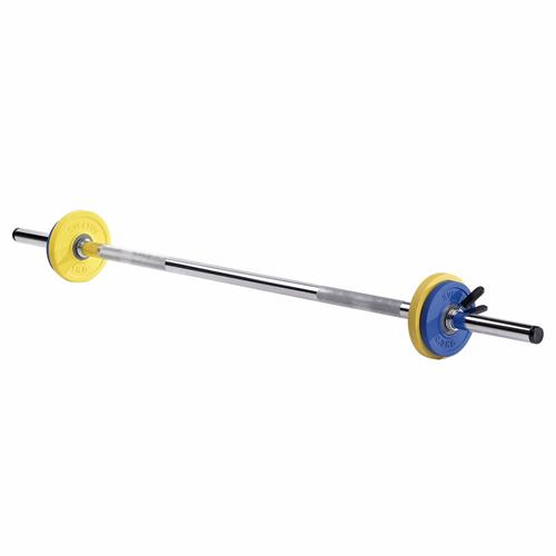 Accesorios Fitness SVELTUS Kit FIT'US 8 kg con Barra y Discos
