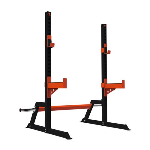 Rack de squat SVELTUS HALF RACK