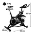 BH FITNESS DUKE MAGNETIC INDOOR CYCLING