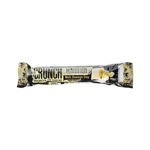 Proteína Warrior CRUNCH HIGH PROTEIN LOW SUGAR BAR