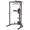 Smith Machine y Squat PRO POWER RACK WEIDER - Fitnessboutique