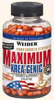 Creatinas WEIDERNUTRITION Maximum Krea Genic