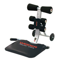 Aparatos abdominales WEIDER Power Core