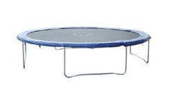 WEIDER TRAMPOLIN  1,8 M + RED