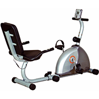 Bicicleta reclinable RE 50 WESLO - Fitnessboutique